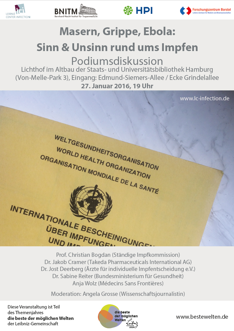 Poster Podiumsdiskussion 2016